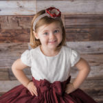 toddler studio portraits