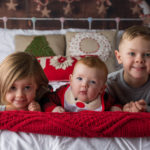 kids christmas photos