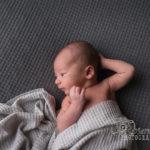natural posing for newborns