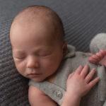 close up newborn photos