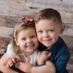 sibling studio photos