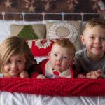 kids christmas photos