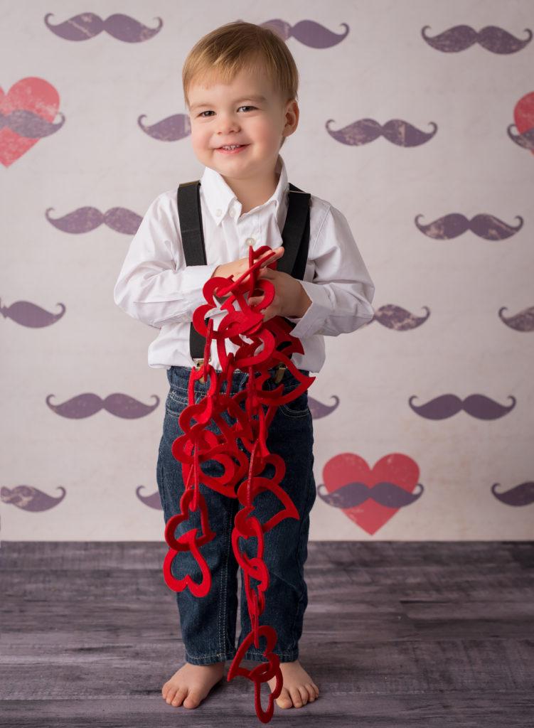 kids valentines photos