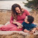 when do you take maternity photos