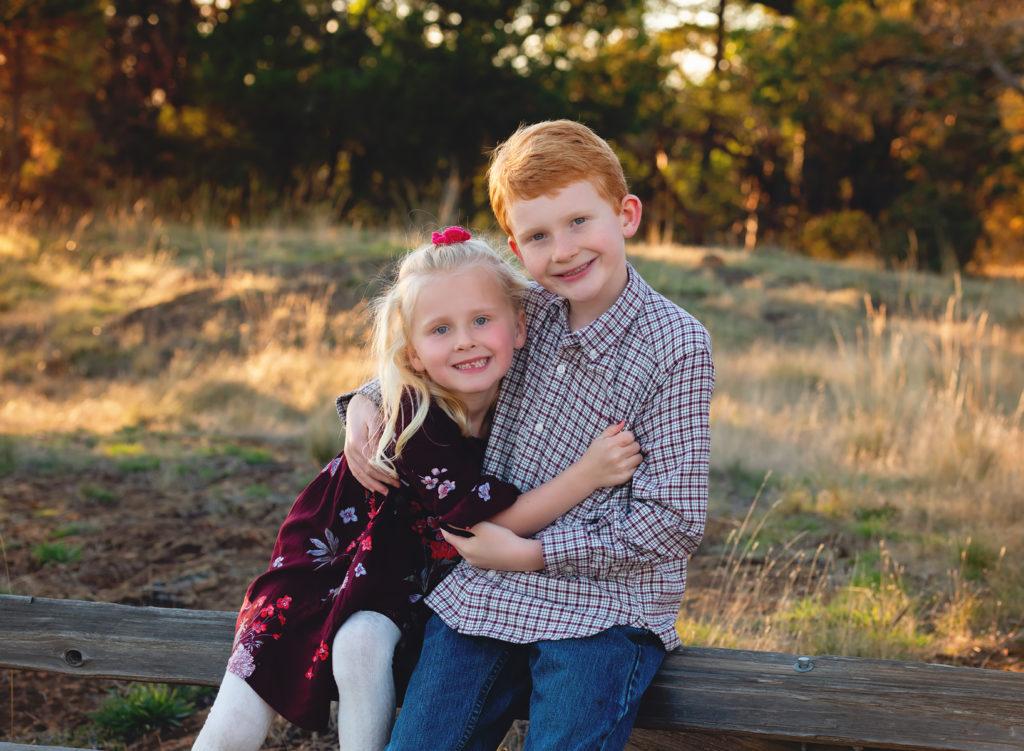 sibling family photos